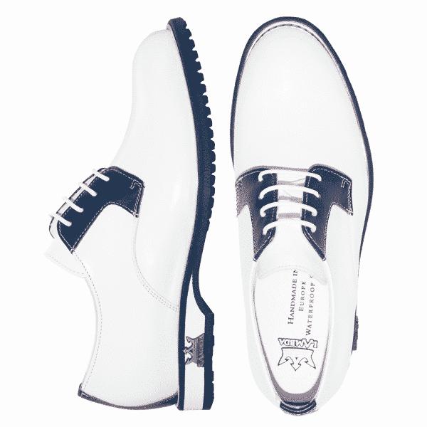 Garda White & Blue