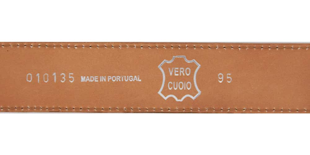 Parma Light Brown Accessories Belts
