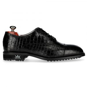 Roma Black Croco 2021 Collection Gentleman