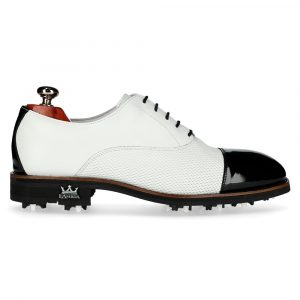 Roma Black Patent 2021 Collection Gentleman