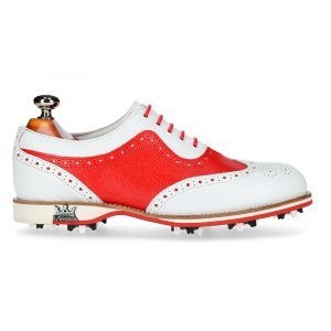 Tivoli White & Red 2021 Collection Golf